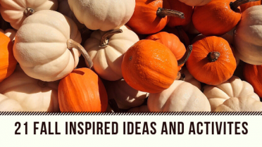 Fall Inspired Activities