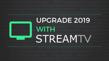 Upgrade with StreamTV