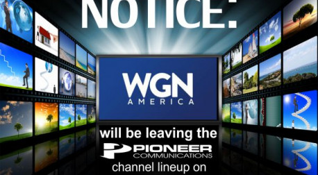 WGN leaving